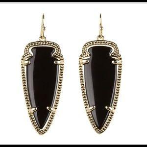 Kendra Scott Sky Earrings in black